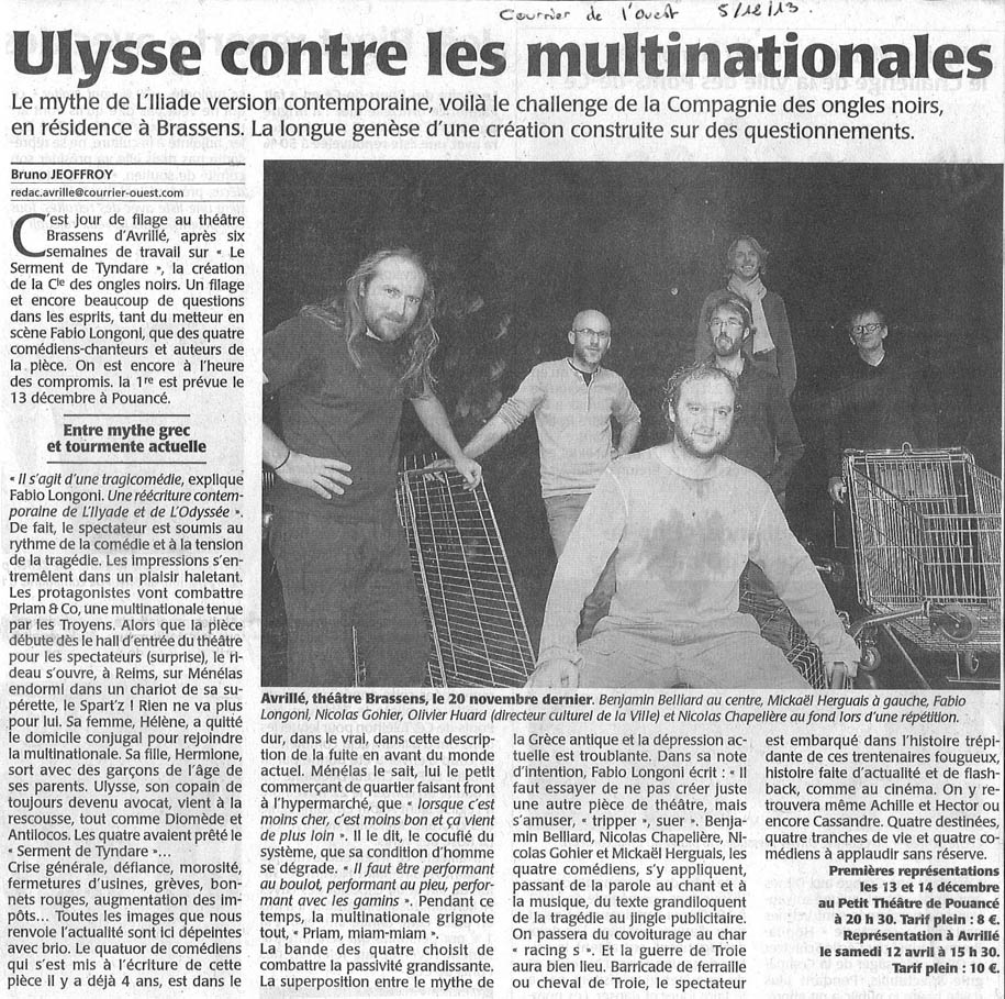 article-Le Serment De Tyndare